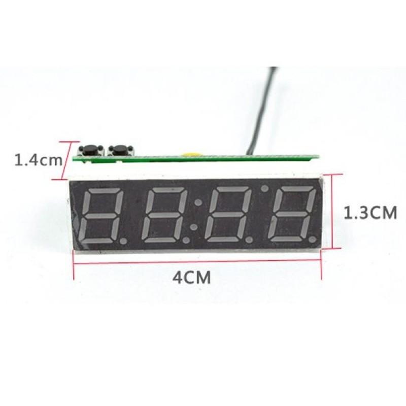 Bảng giá Module Đồng hồ điện tử giờ, ngày, nhiệt độ