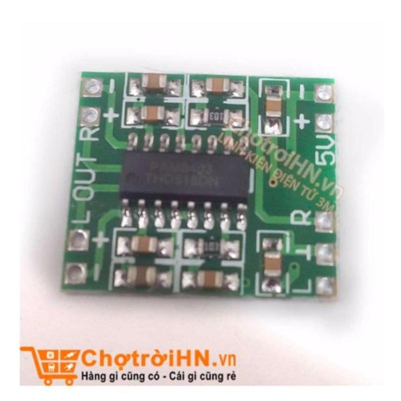 Bảng giá Mua Module Khuếch Đại Audio 2x3W 5V