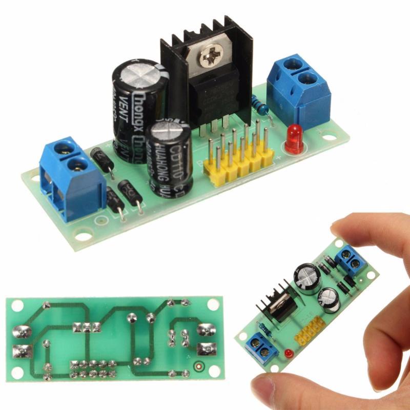 Bảng giá Mua Module LM7805 Mạch tạo nguồn 5V ổn định