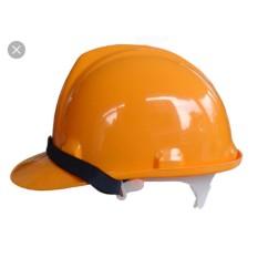 mũ bảo hộ công nhân vàng