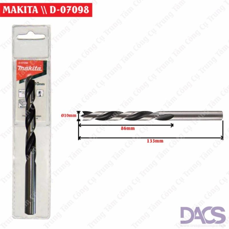 Mũi khoan Gỗ cao cấp Ø10mm Makita D-07098