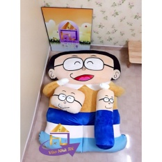 Nệm hình thú Cao Cấp Nhật Bản Nobita Vao Nha Toi BA0038
