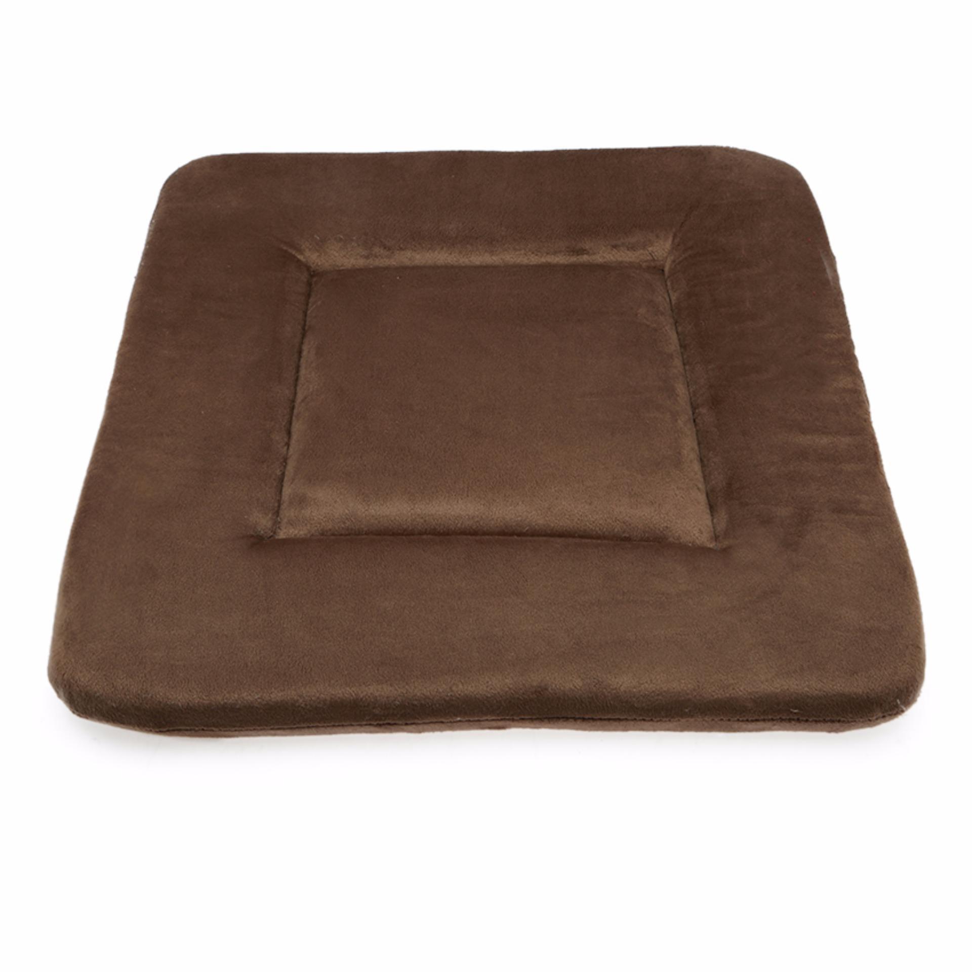 Nệm Ngồi Coffee Velvet Seat Pad (Nâu)