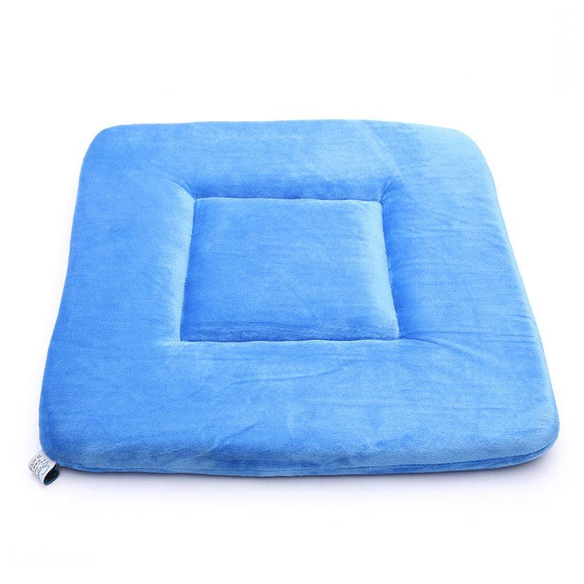 Nệm ngồi Blue Velvet Seat Pad (Xanh dương)