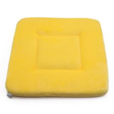 Nệm ngồi Yellow Velvet Seat Pad (Vàng chanh)