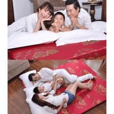 Nệm PE Siêu Nhẹ (Gấp 3) Công Nghệ Hàn Quốc 120x190x9cm