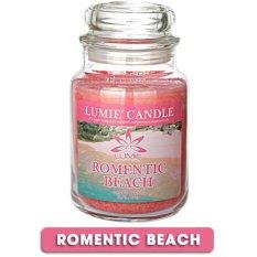 Nến thơm cao cấp Hàn Quốc Lumie hương Romantic Beach – Size S