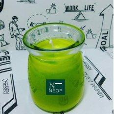 Nến Tinh Dầu Thơm SẢ NEOP(Green)