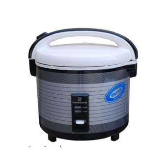 Nồi cơm điện International SR-1800L 1.8L (Xám)