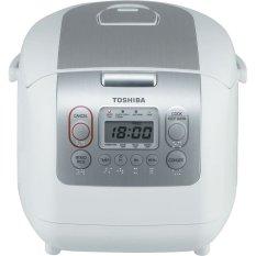 Nồi cơm điện tử Toshiba RC-18NMF 1.8L (Trắng)