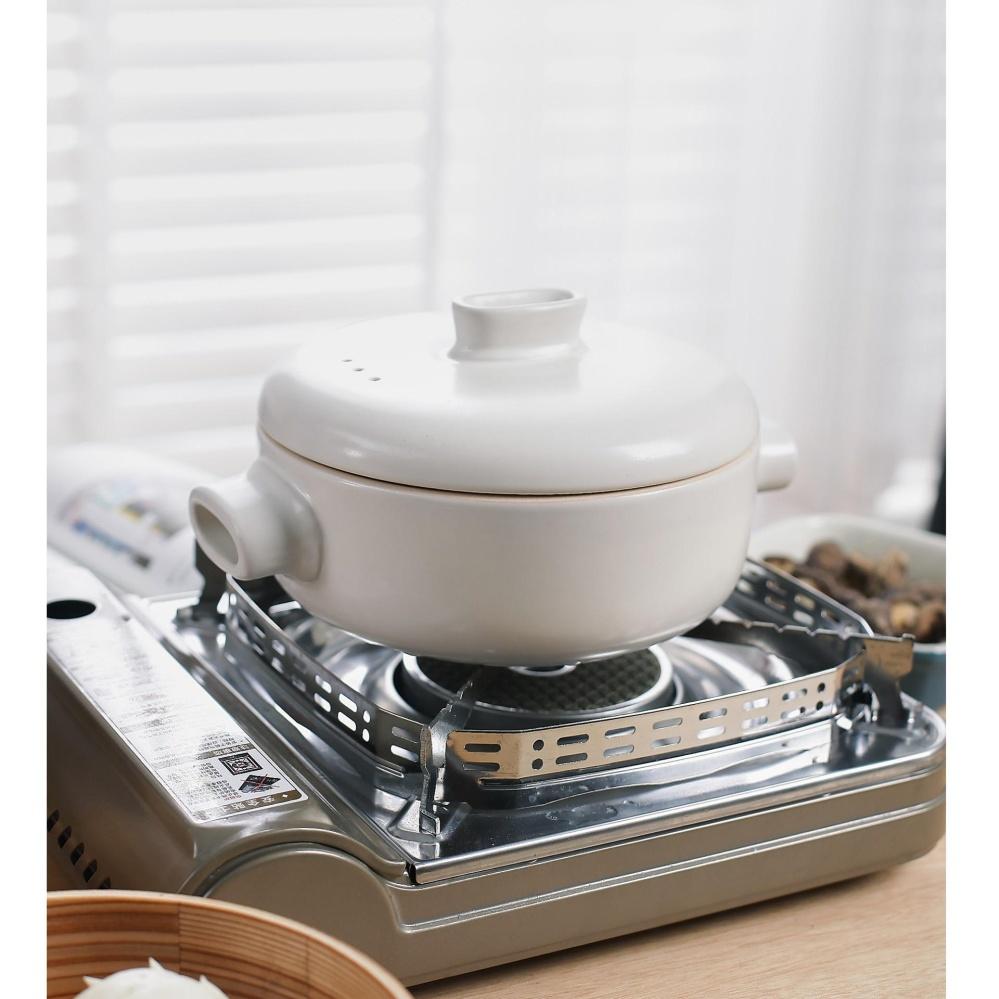 Nồi nấu cao cấp Bealu hấp 1.5L (Trắng)