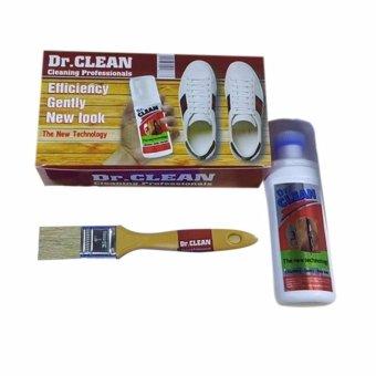 Nước đánh giày siêu sạch sáng bóng Dr. Clean