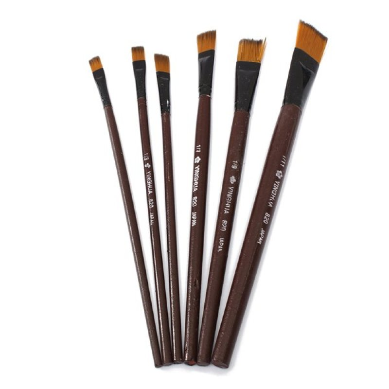 Mua Nylon Paint Brushes Set for Painting 6 piece Set