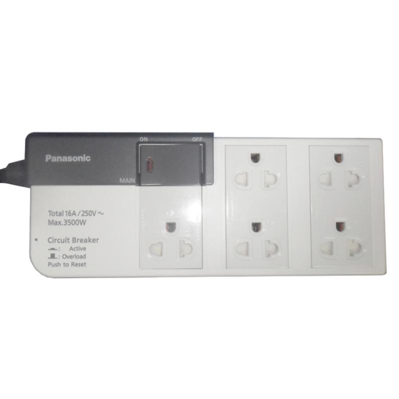 Bảng giá Mua Ổ cắm có dây Panasonic WCHG28352 - Hàng nhập khẩu