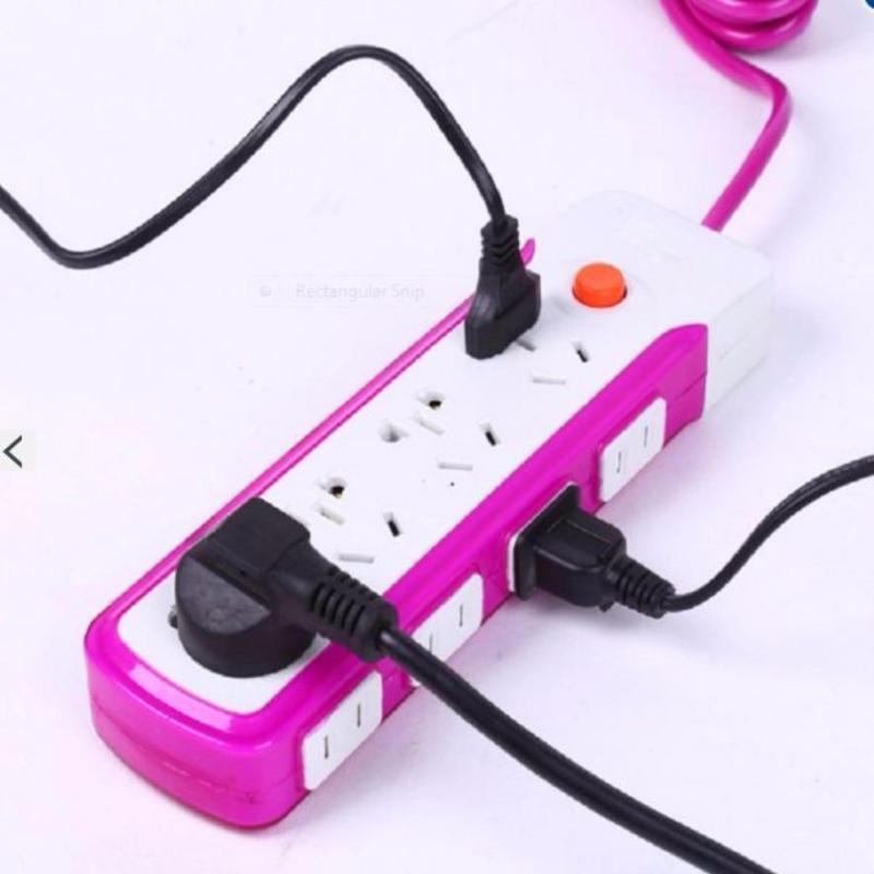 Bảng giá Mua Ổ cắm điện an toàn, chống, giật chống nước(Lavender)