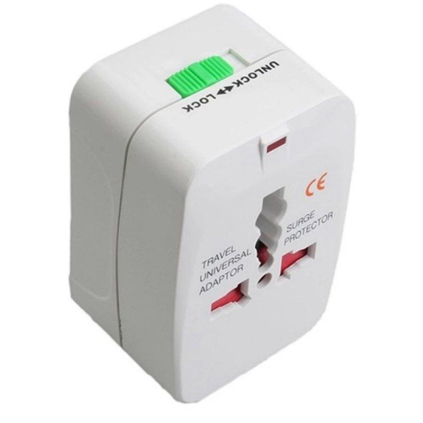Ổ cắm điện đa năng du lịch Universal Travel Adapter nhiều đầu