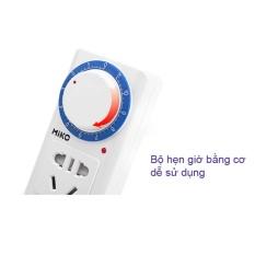 Giá Sốc Ổ cắm điện hẹn giờ tắt Miko tiện dụng