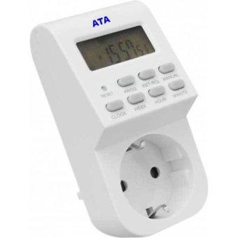 Ổ cắm hẹn giờ tắt mở điện tự động ATA AT20B - 8044718 , AT203HLAA1K6F7VNAMZ-2546957 , 224_AT203HLAA1K6F7VNAMZ-2546957 , 499000 , O-cam-hen-gio-tat-mo-dien-tu-dong-ATA-AT20B-224_AT203HLAA1K6F7VNAMZ-2546957 , lazada.vn , Ổ cắm hẹn giờ tắt mở điện tự động ATA AT20B