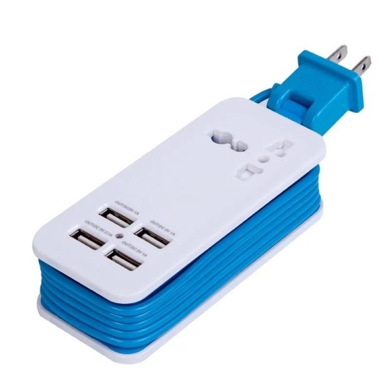 Bảng giá Ổ cắm sạc 4 cổng USB 4PORT-SOCKET