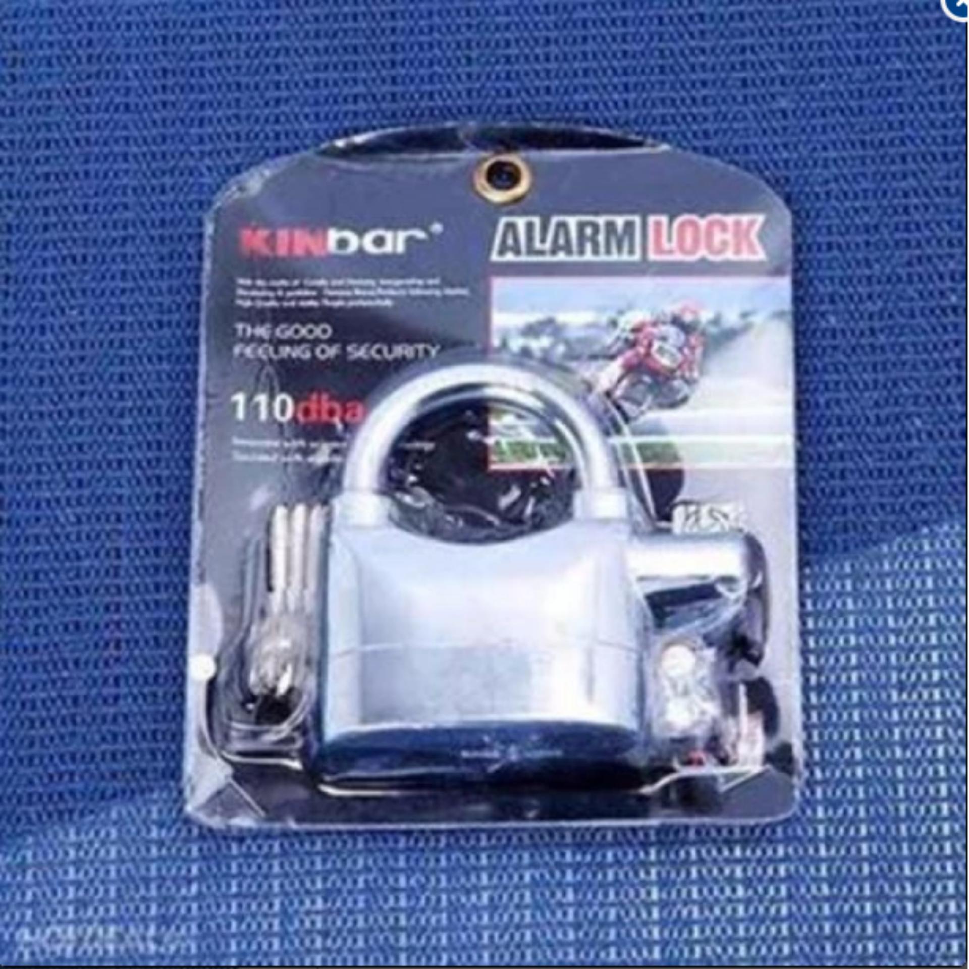 Ổ khóa báo động chống trộm ALARM LOCK 110 dba_(Đen)