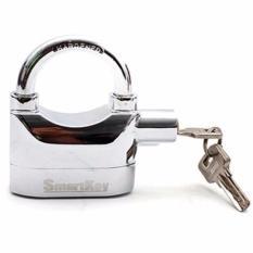 Ổ khóa chống trộm báo động (Trắng)
