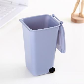 OJ creative mini desktop trash can - intl