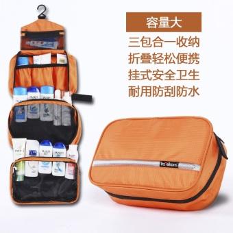 OJ men and women hook type wash bag, three in one folding bag, ladies wash, cosmetic bag, cosmetic bag - intl - 8522145 , OE680HLAA6HS49VNAMZ-11964055 , 224_OE680HLAA6HS49VNAMZ-11964055 , 826956 , OJ-men-and-women-hook-type-wash-bag-three-in-one-folding-bag-ladies-wash-cosmetic-bag-cosmetic-bag-intl-224_OE680HLAA6HS49VNAMZ-11964055 , lazada.vn , OJ men and wom