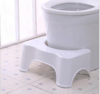 OJ toilet mat footstool - intl