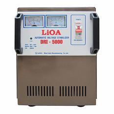 Ổn Áp Lioa 1p Dri-5kva – Dri-5000(Nâu)