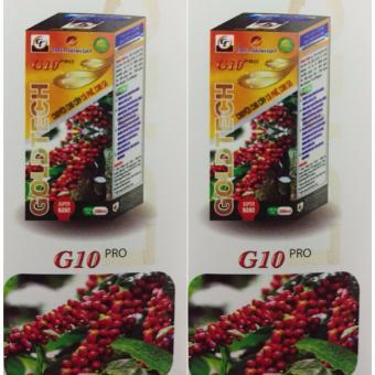 Phân bón sinh học nano GOLDTECH-G10(100ml) + Chuyên cho cây cà phêvà cau su