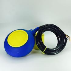 Phao điện điều khiển mực nước chống cạn, chống tràn bể cáp 2 mét tròn Kawa KWS M15 -2M
