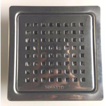 Phễu thu sàn TOMATO 1290 phi 90mm chất liệu inox 304