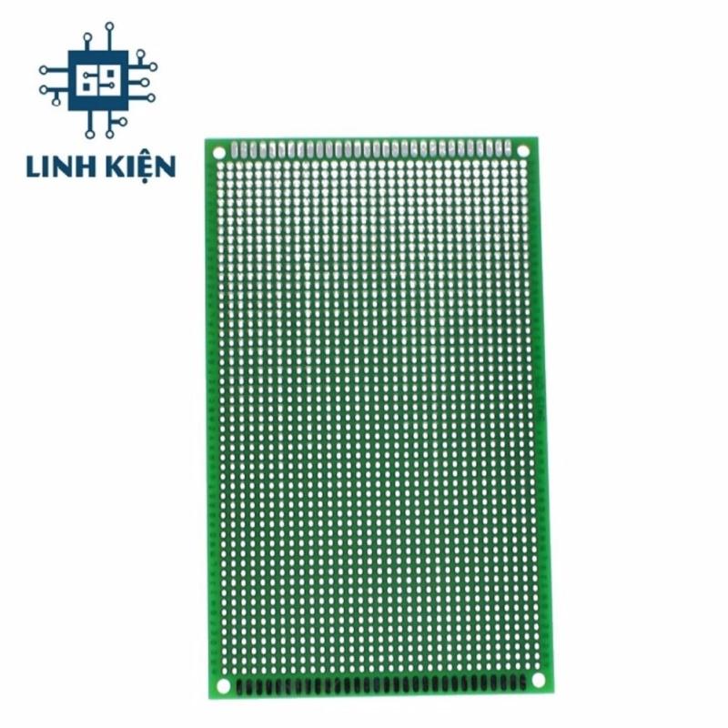 Bảng giá Phíp đồng lỗ 9x15 màu xanh (tốt)
