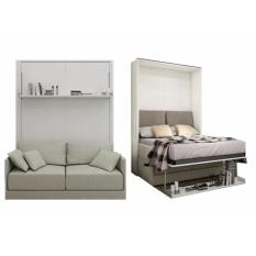 Phụ kiện giường gấp dọc kết hợp sofa GT046 ( 1200*2000 cm)*
