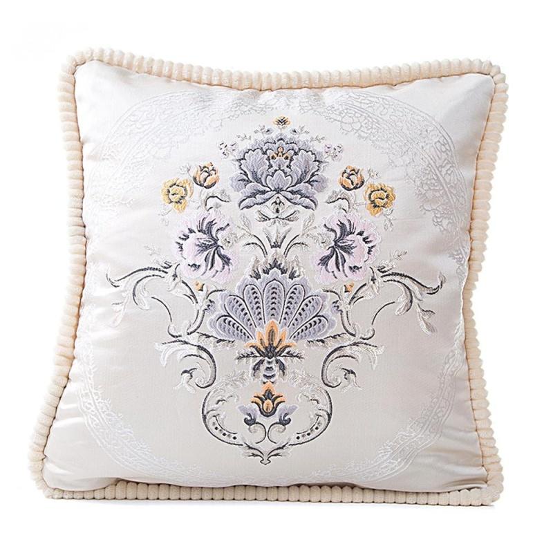 Bảng giá Mua Pillow Case Sofa Waist Throw Cushion Cover Home Decor D - intl