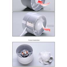 Quạt thông gió lắp đặt đường ống phổ biến nhất thị trường + Tặng 01 bút thử điện