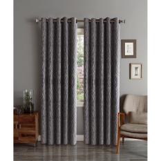 Nơi Bán Rèm cửa đơn khoen Miss Curtain 135x160cm (NG080-Foggrey)  MISS_CURTAIN