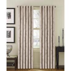 Đánh Giá Rèm cửa đơn khoen Miss Curtain 135x160cm (NG096-Smoke Gray)