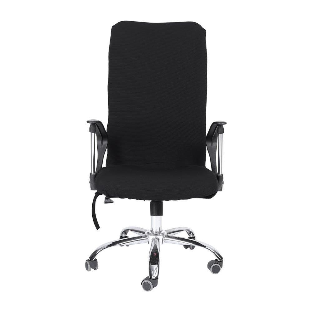 Mẫu sản phẩm Bọc ghế dựa văn phòng (Màu đen size M) – Quốc tế