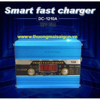Sạc bình ắc quy tự động 12v 10A có màn hình LCD - 8764594 , SU678HLAA3F9HUVNAMZ-6028630 , 224_SU678HLAA3F9HUVNAMZ-6028630 , 840000 , Sac-binh-ac-quy-tu-dong-12v-10A-co-man-hinh-LCD-224_SU678HLAA3F9HUVNAMZ-6028630 , lazada.vn , Sạc bình ắc quy tự động 12v 10A có màn hình LCD