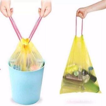 Set 45 túi đựng rác giá rẻ có quai