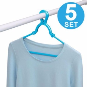 Set 5 móc phơi chống gió