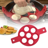 Silicone Pan Ring Shaped Cake PastryBread Mold Tray Mould Bakeware Kitchenware - intl