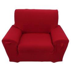 Ghế Sofa đơn Slipcovers Cao Cấp với Độ Đàn Hồi Ghế Có Burgundy-quốc tế