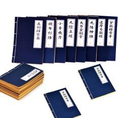 Sổ Ghi Chú Bí Kíp KungFu