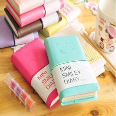 Sổ tay Yoofun mini Smiley Diary