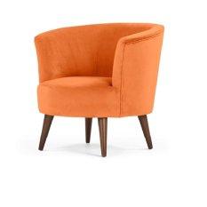 Sofa đơn Klosso KSD003-C (Cam)