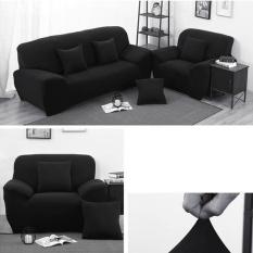 Bao ghế sofa 2 chỗ ngồi bằng vải thun mềm (không bán kèm Sofa)