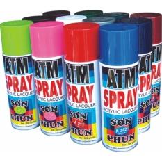 Sơn Xịt ATM Spray – Phủ Bóng – A10 400ml