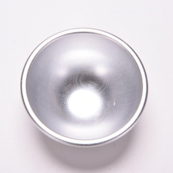 Stainless Steel Sphere Cake Pan Baking Mold 1Pc - intl